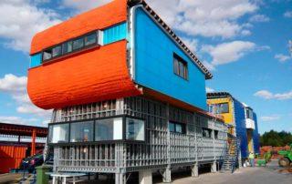 modular building INCYE