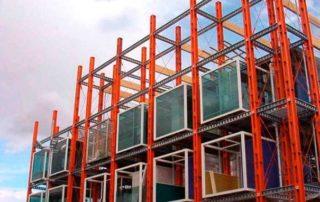estructuras modulares, ESTRUCTURAS MODULARES