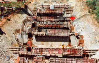 construction de barrages, BARRAGES