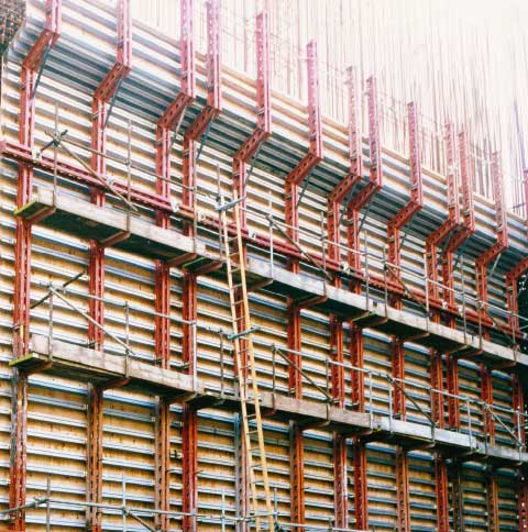 cimbras, Category Falsework