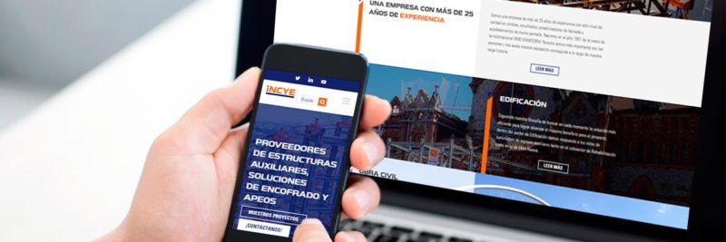 INCYE Ibérica estrena su nueva página web, INCYE Ibérica estrena su nueva página web