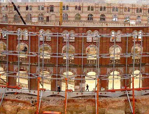 Rehabilitación y conservación de fachadas