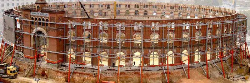 conservación de fachadas