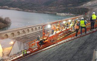 construcción de presas, PRESAS