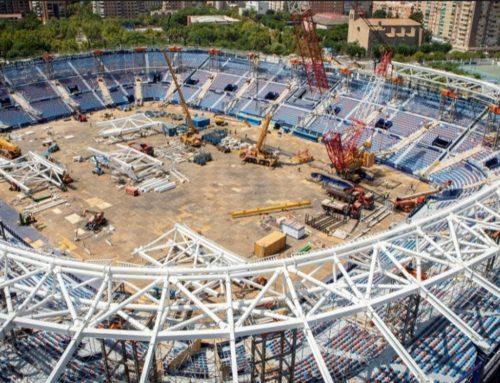 Rénovation du stade du Levante U.D.