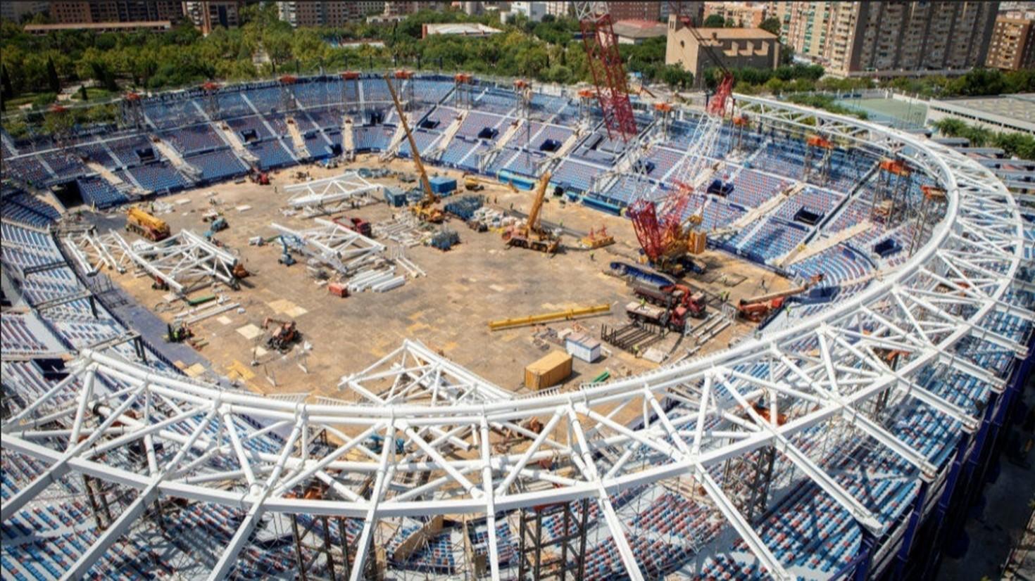 estadio levante, Remodelacion del estadio Levante U.D.