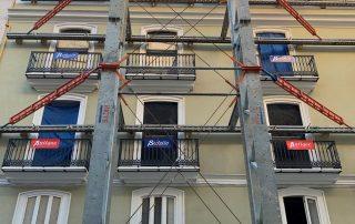 Estabilizadores de fachada, ESTABILIZADORES DE FACHADA