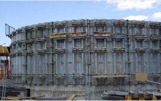 Construcción de tanques y depósitos, TANQUES Y DEPÓSITOS